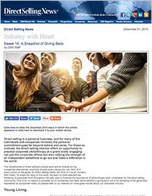 DirectSellingNews.com - December 2016