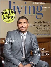 Living Magazine - October 2016