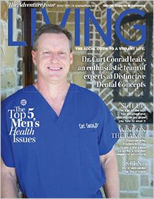 Living Magazine - June 2015